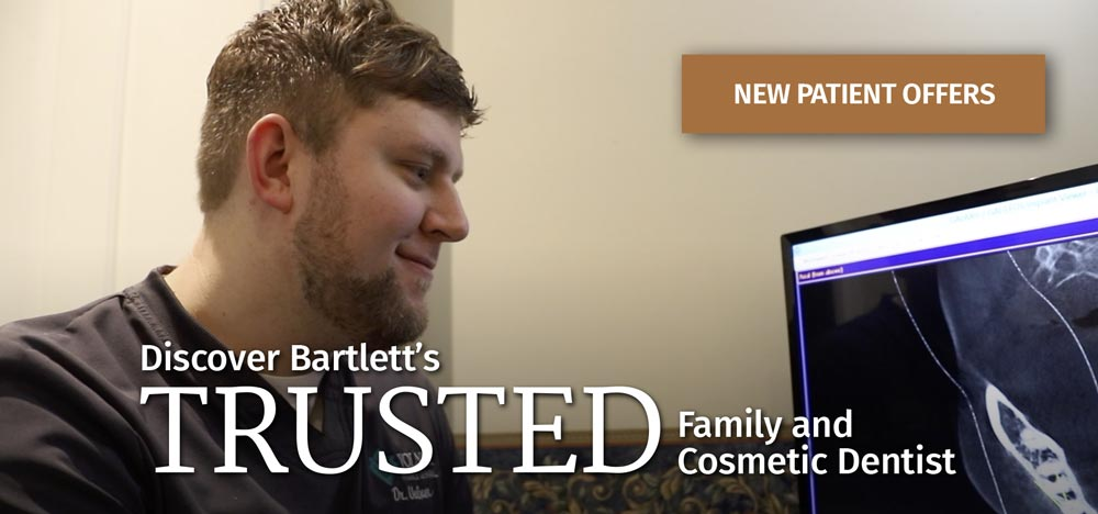 Discover Bartlett's Most Trusted Family & Cosmetic Dentist